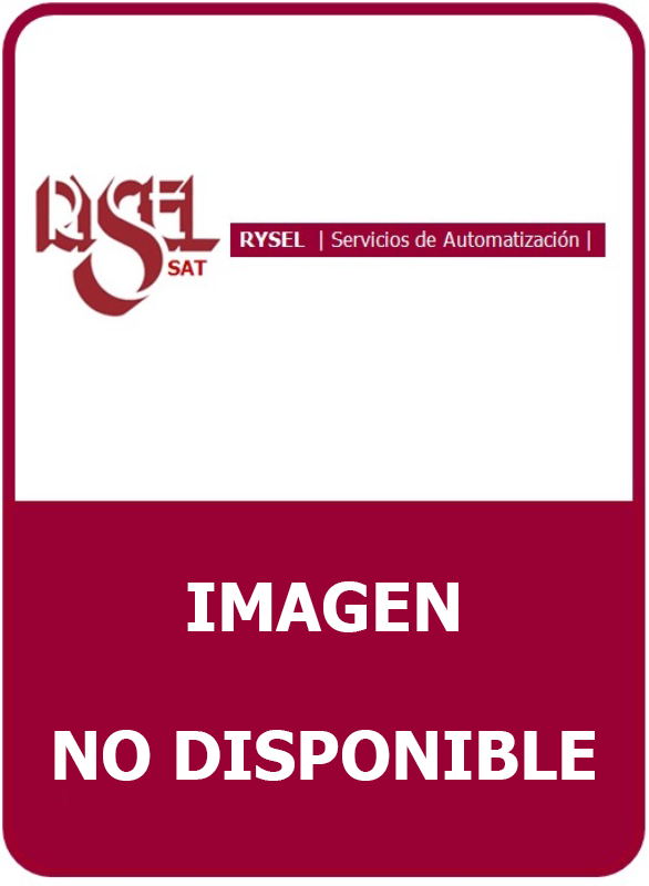 Rysel - Imagen no disponible - Suministro de Equipos para la Automatización Industrial - Rysel